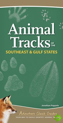Animal Tracks of the Southeast & Gulf States