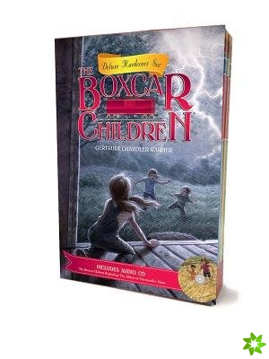 Boxcar Children Deluxe Hardcover Boxed Gift Set (#1-3)