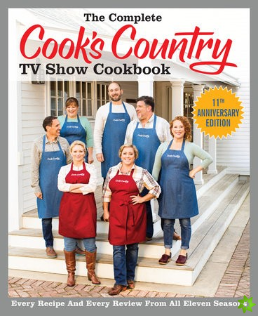 Complete Cook's Country TV Show Cookbook Season 11