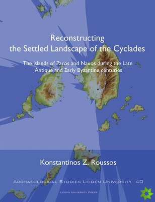 RECONSTRUCT SETTLED LAND CYCLADES