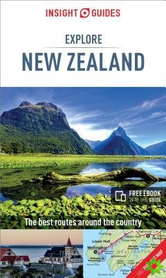 Insight Guides Explore New Zealand