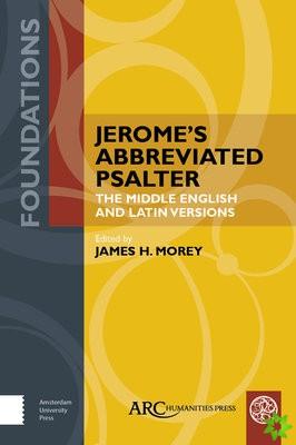 Jerome's Abbreviated Psalter