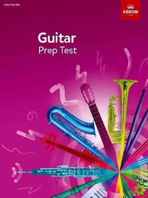 Guitar Prep Test 2019