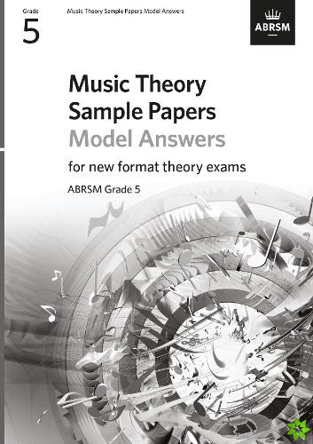 Music Theory Sample Papers - Grade 5 Answers