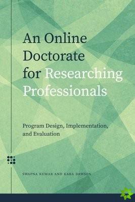 Online Doctorate for Researching Professionals