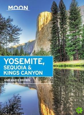 Moon Yosemite, Sequoia & Kings Canyon (Seventh Edition)
