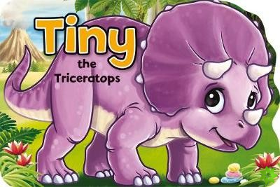 Tiny the Triceratops