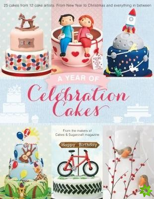 Year of Celebration Cakes