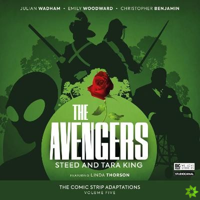 Avengers: The Comic Strip Adaptations Volume 5 - Steed and Tara King