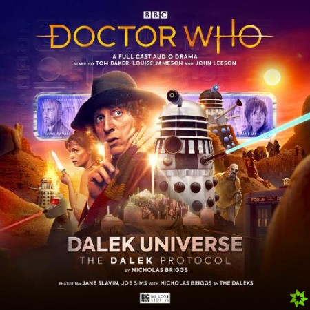 Doctor Who The Fourth Doctor Adventures: Dalek Universe - The Dalek Protocol
