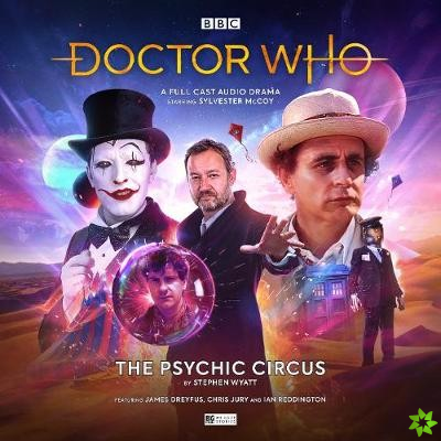 Monthly Adventures #261 The Psychic Circus