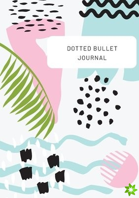 Tropical Design with Top Callout - Dotted Bullet Journal