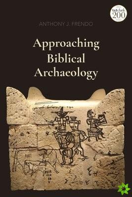 Approaching Biblical Archaeology
