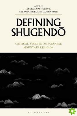 Defining Shugendo