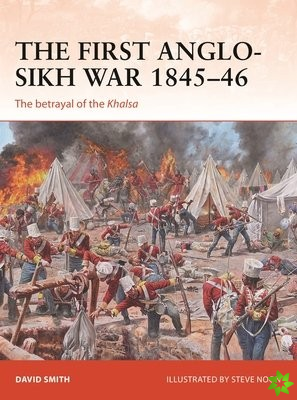 First Anglo-Sikh War 1845-46