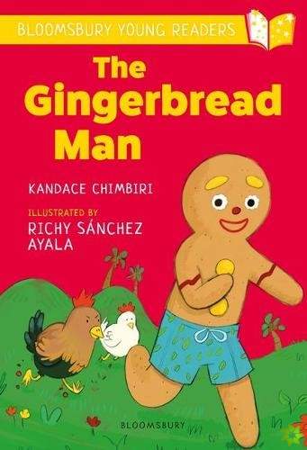 Gingerbread Man: A Bloomsbury Young Reader