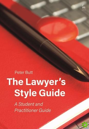 Lawyer's Style Guide