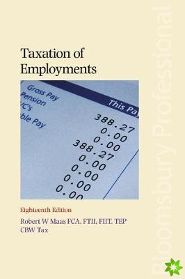 Taxation of Employments