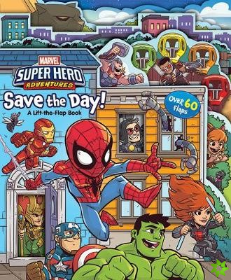 Marvel - Super Hero Adventures: Save the Day!