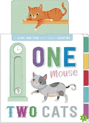 One Mouse, Two Cats