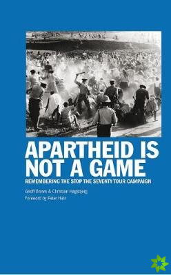 Apartheid Is Not A Game