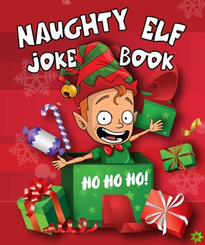 Naughty Elf Christmas Cracker Joke Book