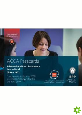ACCA Advanced Audit and Assurance (International)