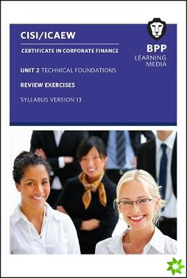 CISI Capital Markets Programme Certificate in Corporate Finance Unit 2 Syllabus Version 13