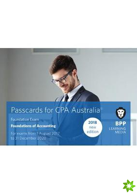 CPA Australia Foundations of Accounting