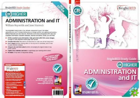 BrightRED Study Guide: Higher Administration and IT New Edition
