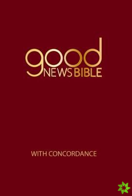 Good News Bible With Concordance