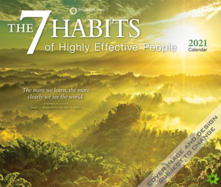 7 HABITS OF HIGHLY EFFECTIVE PEOPLE THE