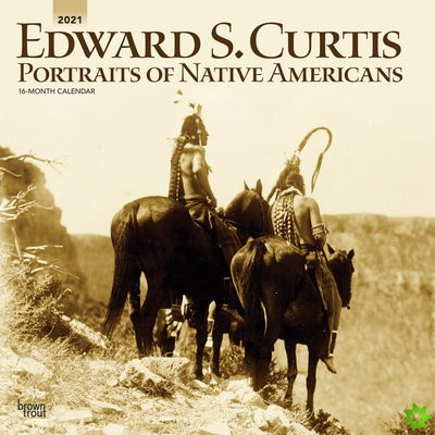 CURTIS EDWARD S PORTRAITS OF NATIVE AMER