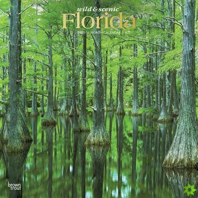 FLORIDA WILD SCENIC 2021 SQUARE FOIL