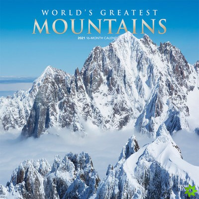 MOUNTAINS WORLDS GREATEST 2021 SQUARE FO