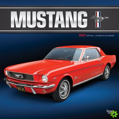 MUSTANG 2021 SQUARE FOIL