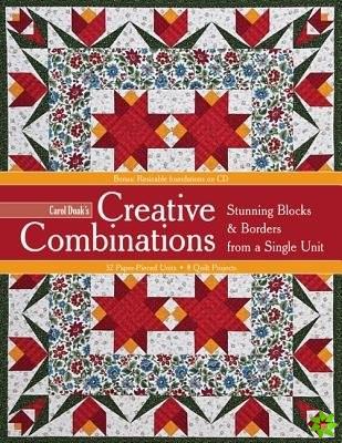 Carol Doak's Creative Combinations w/ CD