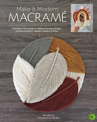 Make it Modern Macrame