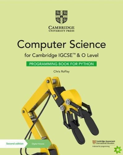 Cambridge IGCSE (TM) and O Level Computer Science Programming Book for Python with Digital Access (2 Years)