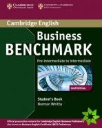 Business Benchmark Pre-intermediate to Intermediate Business Preliminary Student's Book