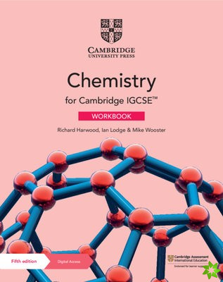 Cambridge IGCSE (TM) Chemistry Workbook with Digital Access (2 Years)
