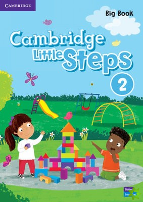 Cambridge Little Steps Level 2 Big Book American English