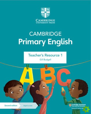 Cambridge Primary English Teacher's Resource 1 with Digital Access