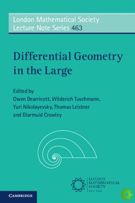 Differential Geometry in the Large