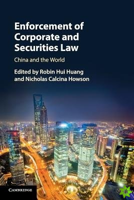 Enforcement of Corporate and Securities Law