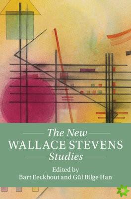 New Wallace Stevens Studies