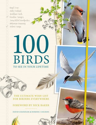 100 Birds to See in Your Lifetime