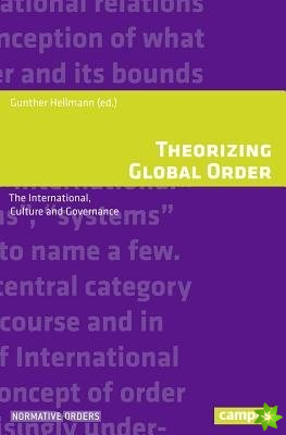 THEORIZING GLOBAL ORDER 8211 THE INT