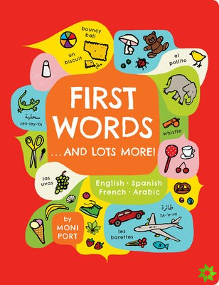 First Words . . . and Lots More!