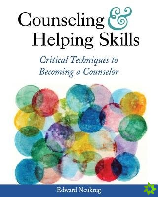 Counseling and Helping Skills
